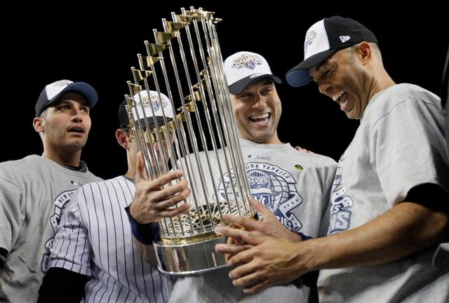 2009 Yankees Win